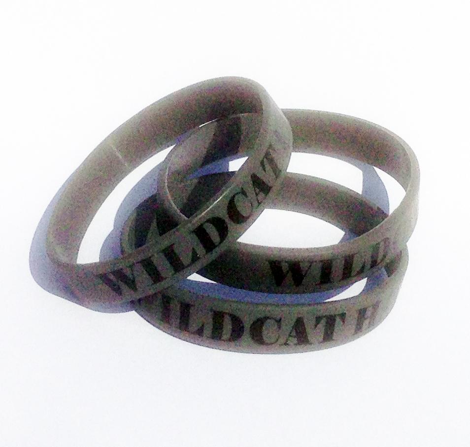Wildcat Haven Wristband