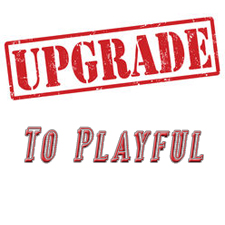 Upgrade to Playful