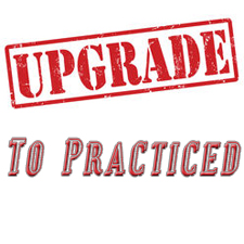Upgrade to Practiced