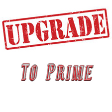 Upgrade to Prime